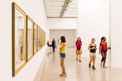 Mumok (Museum Moderner Kunst) Or Museum of Modern Art In Vienna royalty free stock images