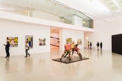 Mumok (Museum Moderner Kunst) Or Museum of Modern Art stock images