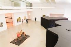 Mumok (Museum Moderner Kunst) Or Museum of Modern Art Stock Image