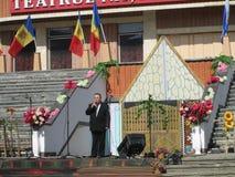 mun Balti Молдавия стоковые изображения