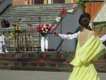 mun Balti el Moldavia Fotos de archivo libres de regalías