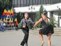 mun Balti el Moldavia Imagenes de archivo