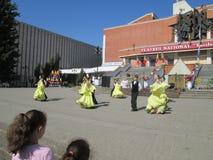 mun Balti el Moldavia Fotos de archivo