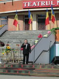 mun Balti Moldavia Fotografia Stock Libera da Diritti