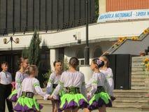 mun Balti Moldavia Fotografia Stock
