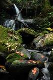 Mun Daeng Waterfall, in Thailand Stock Photos