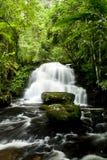 Mun Deang vattenfall Arkivbilder