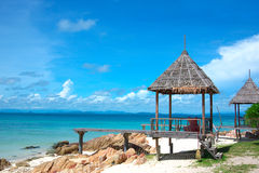 Mun Nork island Stock Images