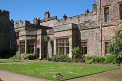 Muncaster Castle Royalty Free Stock Photo