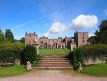 Muncaster Castle, Cumbria UK Royalty Free Stock Photography