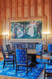 Munch Room, Oslo City Hall, NORWAY Stock Photography