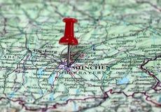 Munchen在德国 免版税图库摄影