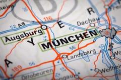 Munchen arkivbild