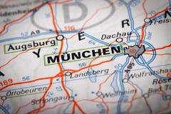 Munchen obraz royalty free