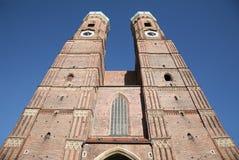 Munchen Frauen Kirche Royalty Free Stock Images