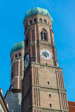 Munchen Frauenkirche Royalty Free Stock Images