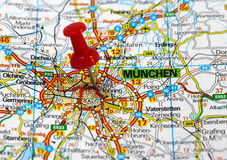 Munchen Royalty Free Stock Images