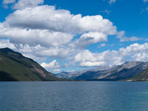 Muncho Lake Provincial northern Park BC Canada Royalty Free Stock Photography
