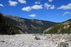 Muncho Lake Provincial Park Stock Image