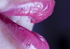Mund Stockbild