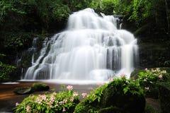 Mundang waterfall Royalty Free Stock Images