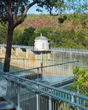Mundaring Weir. Gold Fields Water Supply Dam, Mundaring Weir Stock Image