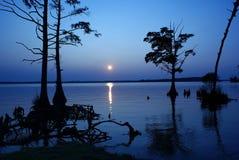 Munden Punkt-Park-Sonnenuntergang Stockfotografie