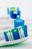Mundhygiene Lizenzfreies Stockbild