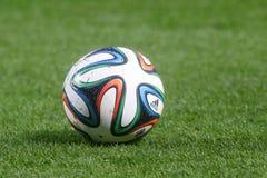 Mundial Brazuca Ball Football ADIDAS Royalty Free Stock Photos
