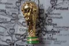 Mundial de la FIFA imagen de archivo libre de regalías