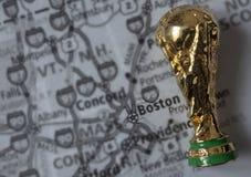 Mundial de la FIFA fotos de archivo libres de regalías