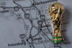 Mundial de la FIFA imágenes de archivo libres de regalías