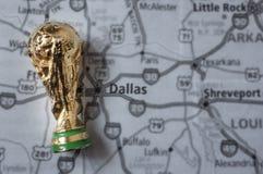Mundial de la FIFA foto de archivo libre de regalías