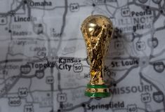 Mundial de la FIFA imagenes de archivo