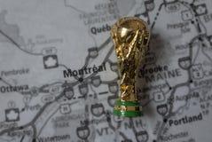 Mundial de la FIFA fotografía de archivo libre de regalías