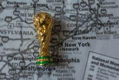 Mundial de la FIFA fotografía de archivo
