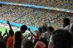 Mundial 2014 del Fifa Foto de archivo libre de regalías