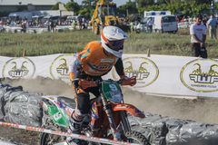 Mundial Enduro Jerez 2015: 2015 FIM Enduro World Championship, Jerez de la Frontera, Spain Royalty Free Stock Photo