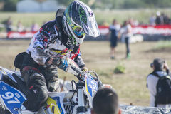 Mundial Enduro Jerez 2015: 2015 FIM Enduro World Championship, Jerez de la Frontera, Spain Stock Images