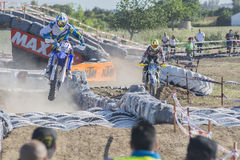 Mundial Enduro Jerez 2015: 2015 FIM Enduro World Championship, Jerez de la Frontera, Spain Royalty Free Stock Photography