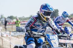 Mundial Enduro Jerez 2015: 2015 FIM Enduro World Championship, Jerez de la Frontera, Spain Stock Photo
