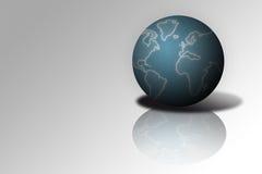 Mundo #3 stock de ilustración