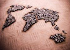 Mundo Fotografia de Stock