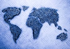 Mundo foto de stock royalty free