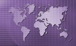 mundo Imagem de Stock Royalty Free