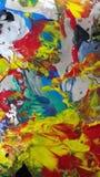 Mundo colorido Imágenes de archivo libres de regalías