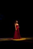 Mundo da sinfonia de Sarah Brightman Imagem de Stock