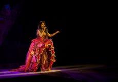 Mundo da sinfonia de Sarah Brightman fotos de stock royalty free