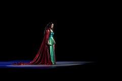 Mundo da sinfonia de Sarah Brightman imagem de stock royalty free