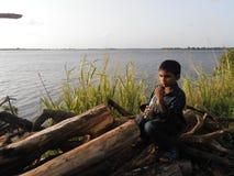 Mundo das crianças Fotos de Stock Royalty Free